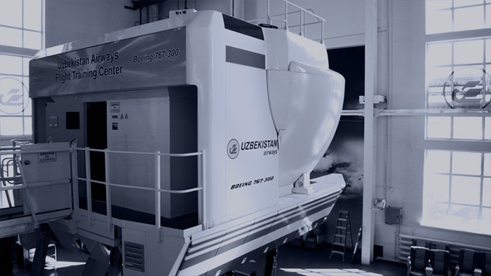 Simulators — Uzbekistan Airways